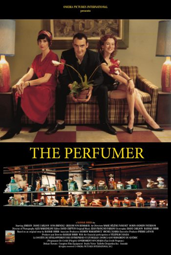 Affiche du film The Perfumer de Bashar Shbib (1997 - ©Oneira Pictures)