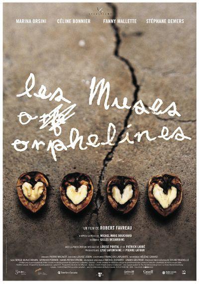 Affiche du film Les Muses orphelines