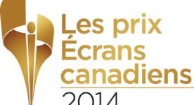 L'image et le trophée des prix Écrans canadiens ont été conçus par Endeavour Marketing