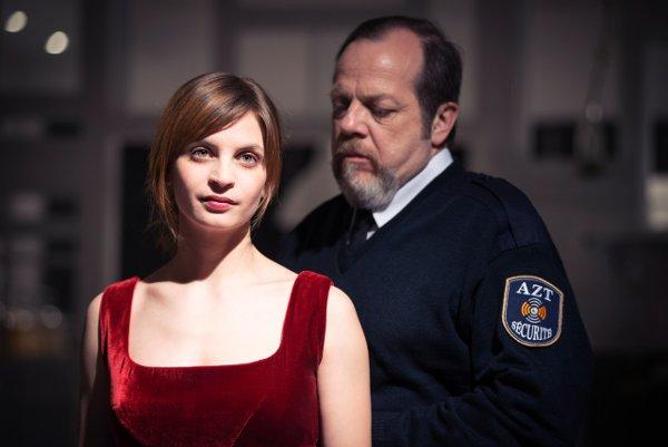 Guy Nadon et Marilyn Castonguay dans L'Ange gardien de Jean-Sébastien Lord (©Couzin Films)