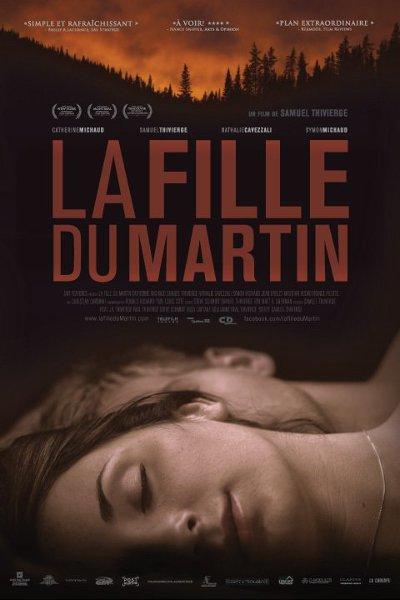 Affiche finale du film La Fille du Martin (©SMT Features)