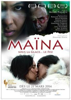 Maïna – Film de Michel Poulette