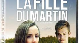 Pochette DVD du film La fille du Martin (©TVA Films)