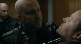 Joel Gauthier dans son second long métrage Rédemption.