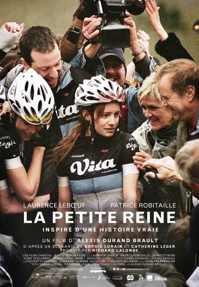 Image de l'Affiche du film La petite reine d'Alexis Durand-Brault (©Films Christal)