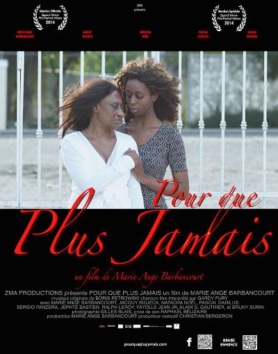 Affiche du film Pour que plus jamais (©ZMA Films)