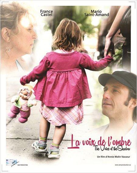 Image de l'affiche du film La voix de l'ombre (Annie Molin-Vasseur)