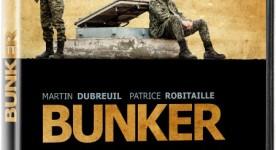Pochette du DVD du film Bunker (©Films Séville)