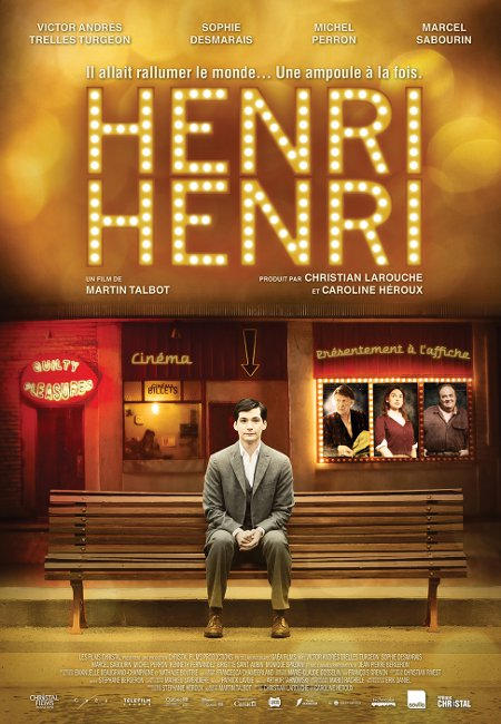Affiche du film Henri Henri de Martin Talbot (©Films Séville)