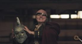 Michael Ironside dans Turbo Kid (RKSS - image extraite de la page Facebook de la production)