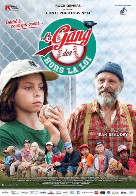 Affiche du film La Gang des hors-la-loi