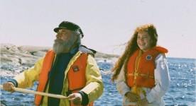 Fanny Lauzier dans La grenouille et la baleine