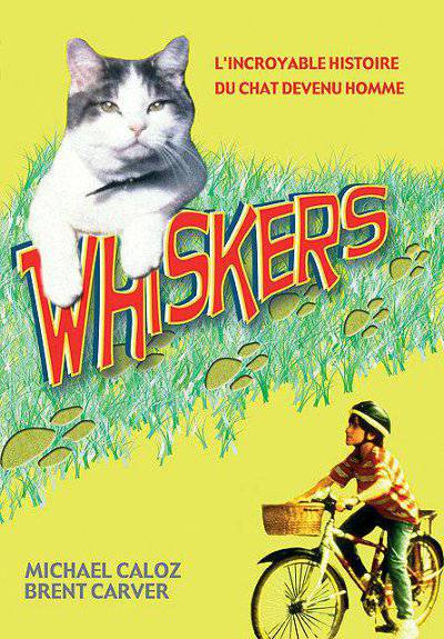 Pochette DVD du film Whiskers (Moustaches)