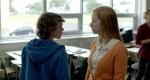 Images des deux jeunes comédiens Philomène Bilodeau et Zacharie Chasseriaud dans le film 2 temps 3 mouvements