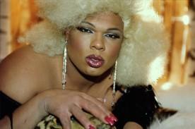 Photo de la drag queen Sheena (Brian Charbonneau) dans le film Saved By The Belles de Ziad Touma (©Couzin Films)