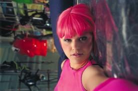 Photo de la comédienne Karen Simpson dans le film Saved By The Belles de Ziad Touma (©Couzin Films)