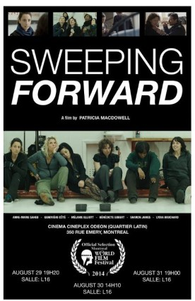 Sweeping Forward – Film de Patricia MacDowell