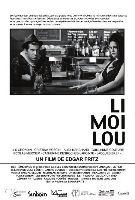 Affiche du film Limoilou d'Edgar Fritz