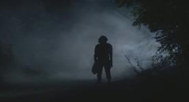 La silhouette du scaphandrier d'Alain Vézina (©Filmoption)