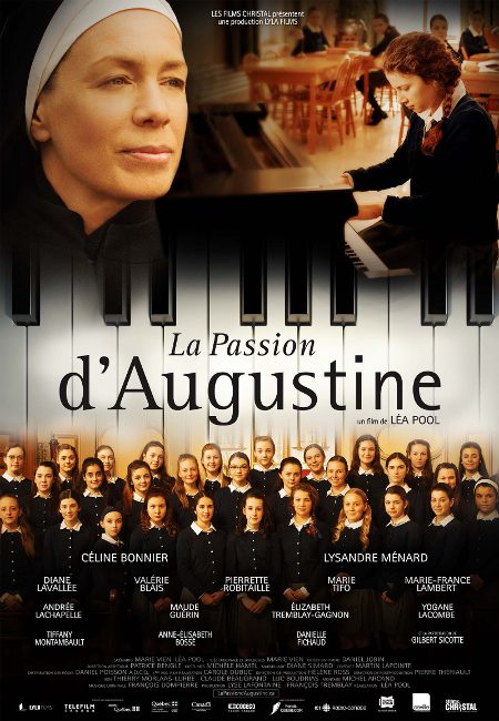Affiche du film La passion d'Augustine (Léa Pool, 2015 - ©Films Christal)