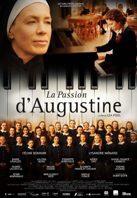 Affiche du film La passion d'Augustine (Léa Pool, 2015 - ©Films Christal)