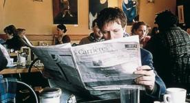 Image du comédien Paul Ahmarani dans La moitié gauche du frigo (Philippe Falardeau, 2000)