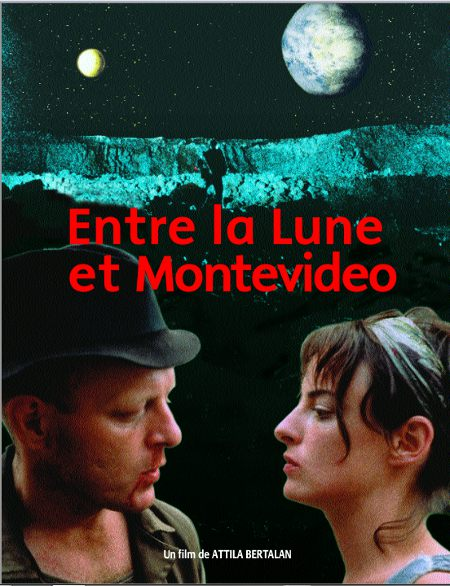 Couverture du dossier de presse du film Between the Moon and Montevideo (Source : collection personnelle)