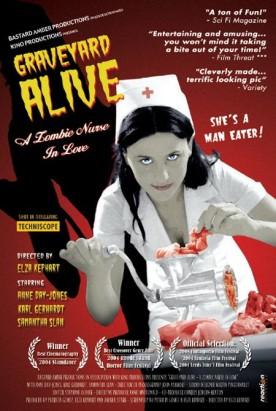 Graveyard Alive – Film de Elza Kephart
