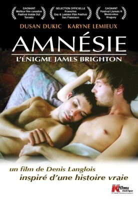Amnésie : L'énigme James Brighton – Film de Denis Langlois