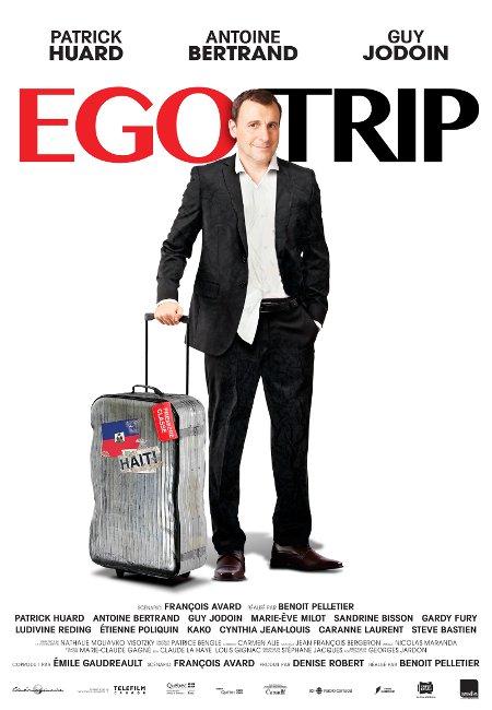 Image de l'affiche du film Ego Trip ((réal: Benoit Pelletier, 2015 - Films séville)