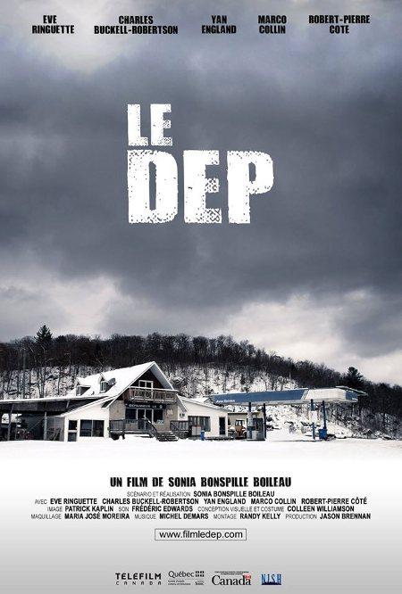 Affiche du film Le dep de Sonia Bonspille Boileau