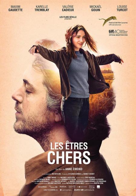 Affiche du film Les Êtres chers (Anne Émond)