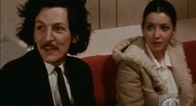 Jacques Marcotte (g.) dans le film Night Cap d'André Forcier