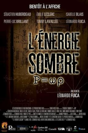 Affiche du film L'Énergie sombre