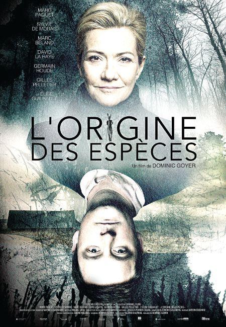Affiche du film L'origine des espèces (courtoisie eOne)