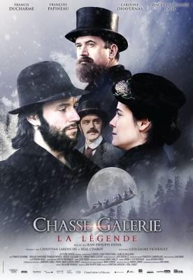 Chasse-galerie: la légende – Film de Jean-Philippe Duval