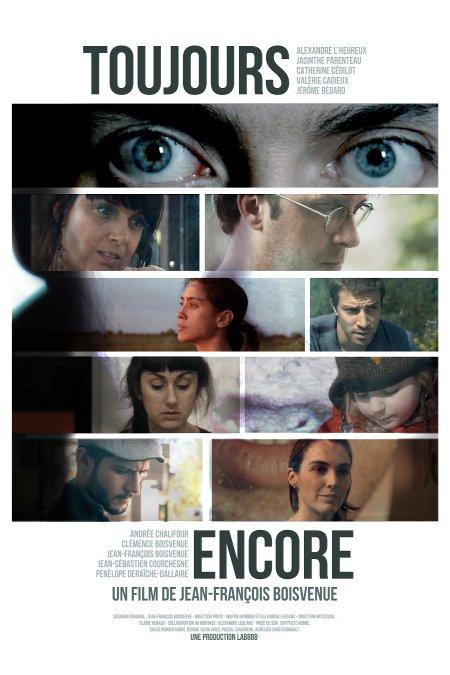 affiche du film Toujours encore de Jean-François Boisvenue (©LAB888)