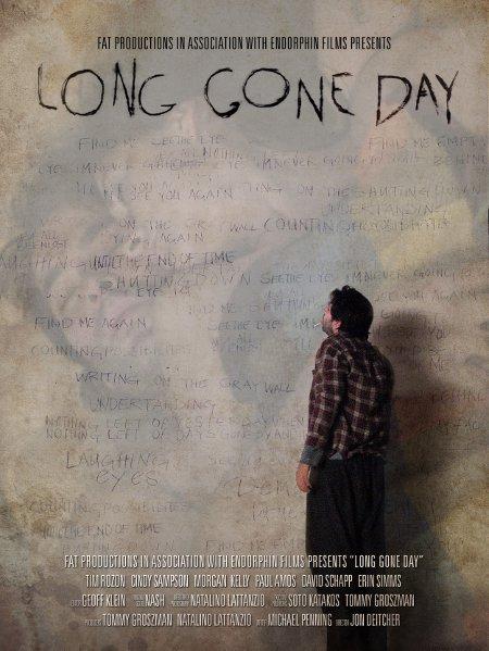 Affiche du film Long Gone Day (Jon Deitcher, 2014 - ©Endorphin Films)