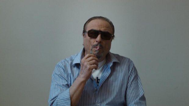 Le comédien d'origine italienne Dino Tavarone dans le film Mon ami Dino (Jimmy Larouche) - Source : Alma Films