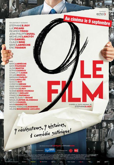 Affiche de 9 le film (©Echo Media)