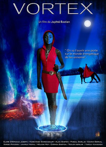 Affiche du film Vortex de Jephté Bastien