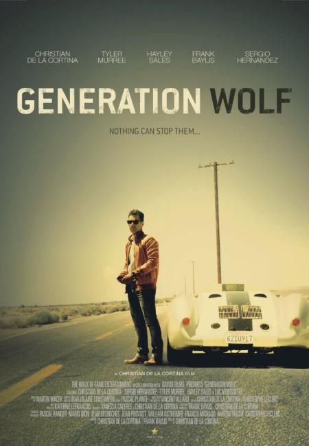 Affiche du film Generation Wolf