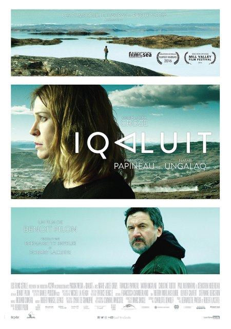 Affiche du film Iqaluit de Benoit Pilon (©Films Séville)