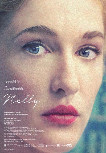 Affiche du film Nelly d'Anne Émond (©Films Séville)