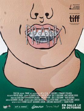Prank – Film de Vincent Biron