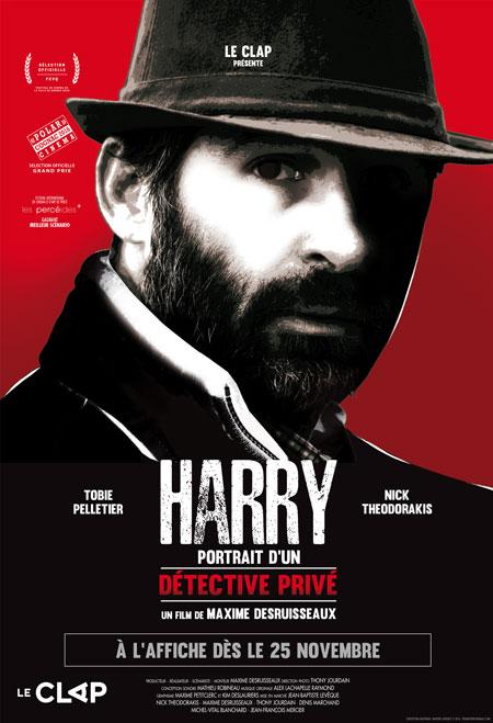 Affiche du film Harry - Portrait d'un détective privé