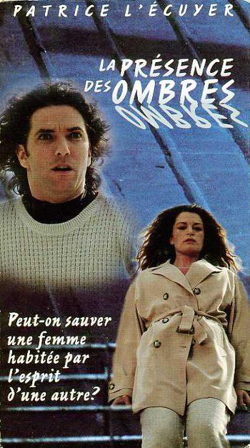 Jaquette VHS du film La présence des ombres (Collection filmsquebec.com)