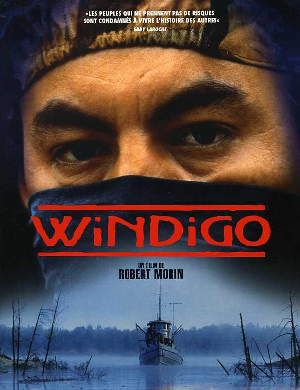 Couverture de la cinéfiche Allégro pour le film Windigo de Robert Morin (Collection filmsquebec.com)