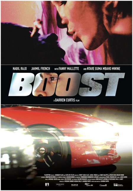 Affiche du film Boost (Darren Curtis, 2016 - Filmoption International)
