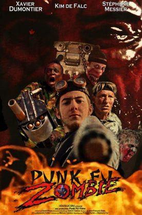 Punk Fu Zombie – Film de Gabriel Claveau